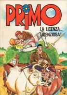 PRIMO N°38  LA LICENZA... LICENZIOSA! - Libri, Riviste, Fumetti