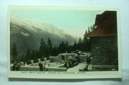 Nexy Bath House. Upper Hot Springs, Banff - Banff