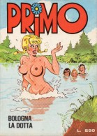 PRIMO N°8 BOLOGNA LA DOTTA - Libri, Riviste, Fumetti
