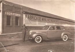 Brasil - Rio Do Ouro - REAL PHOTO - Carro Antigo - Old Cars - Vintage Car - Turismo