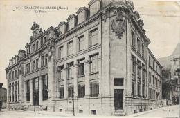Chalons-sur-Marne - La Poste - Châlons-sur-Marne