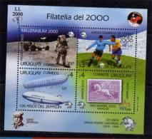 (évenements Importants Du 20 Ième Siècle). 1 B-F Neuf ** D´URUGUAY - Uruguay