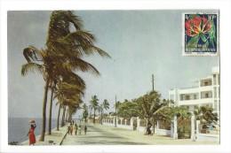 10068 -  Ville De Saint-Louis La Corniche - Sénégal