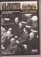 DVD - Les Grandes BATAILLES - Le Proces De Nuremberg - 1 H 10 - - Histoire