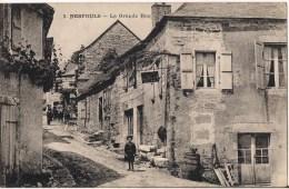 NESPOULS LA GRANDE RUE CPA NO 1 ANIMEE - France
