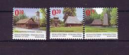 BiH Republic Srpska 2014 Y Charity Stamps Churches MNH - Bosnie-Herzegovine