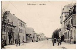 Saint Louis - Rue De Bâle - Saint Louis