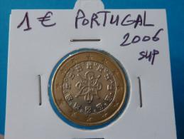 1  EURO  PORTUGAL  2006 Sup - Portugal