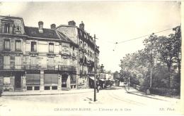 51 - Marne - Chalons-Sur-Marne, Avenue De La Gare, Pharmacie De La Gare - Châlons-sur-Marne