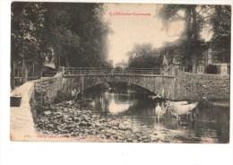 31------ENCAUSSE LES BAINS---le Pont Sur Le J ?---voir 2 Scans - Francia