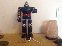 RARE figurine m�cha tetsujin 28 POPY DX1981