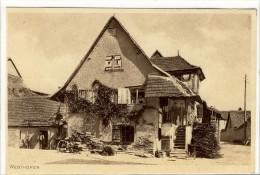 Carte Postale Ancienne Westhofen - Allemagne