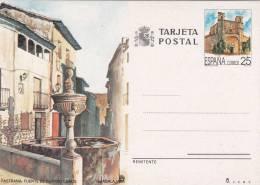 España Entero Postal Nº 151 - 1931-....