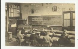 GIVRY MONS - Pensionnat Saint Joseph - Salle De Musique Et Cours De Sténo-dactylographie - Mons