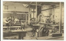 GIVRY MONS - Pensionnat Saint Joseph -  Atelier Du Bois - Mons