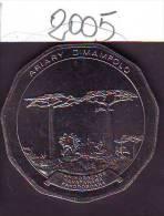 Madagascar, 7 Monete  Diverse 1996-2005 - Madagascar