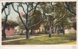 Virginia Canaden Commanding Offices Quarters Fort Monroe