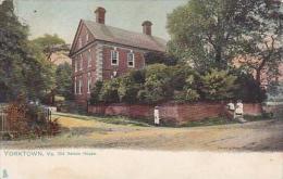 Virginia Yorktown Old Nelson House