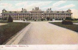 Virginia Hampton Soldiers Home