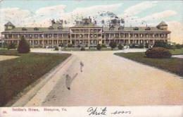 Virginia Hampton Soldiers Home 1908
