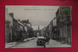 C P  Romilly Sur Seine Rue Gornet Boivin - Romilly-sur-Seine