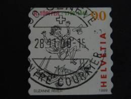 Schweiz 1999 Michel 1677 (20%) - Zwitserland