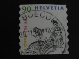Schweiz 1999 Michel 1676 (20%) - Zwitserland