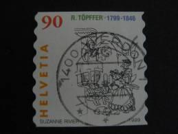 Schweiz 1999 Michel 1679 (20%) - Zwitserland