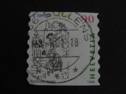 Schweiz 1999 Michel 1678 (20%) - Zwitserland