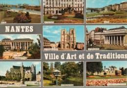 NANTES VILLE D'ART ET DE TRADITIONS - Iglesias Y Catedrales