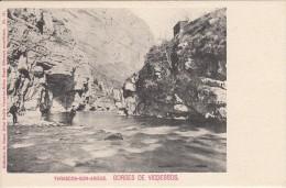 09 - TARASCON  Sur  ARIEGE  -  GORGES  DE VICDESSOS Avec Pêcheurs - Sin Clasificación