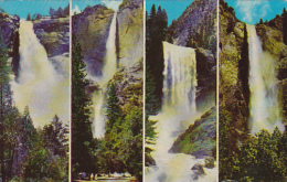 The Four Falls Yosemite National Park