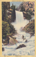 Vernal Fall Yosemite National Park Curteich