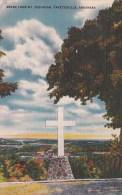 Scene From Mount Sequoyah Fatetteville Arkansas 1951 - Fayetteville