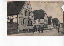 ALLEMAGNE - Gruss Aus Schwegenheim Im Pfalz - Non Classificati