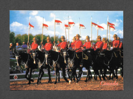 POLICE - ROYAL CANADIAN MOUNTED POLICE - R.C.M.P. - GENDARMERIE ROYALE DU CANADA - PHOTO PAQUETTE - Police - Gendarmerie