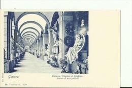 GENOVA112  ---  GENOVA  --  CIMITERO DI STAGLIENO  --  CEMETERY - Genova