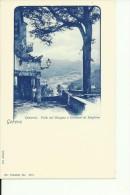 GENOVA114  ---  GENOVA  -- VALLE DEL BISAGNO E  CIMITERO DI STAGLIENO   --  CEMETERY - Genova