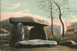 CPA-1910-44-ST NAZAIRE-DOLMEN TRILITHE-TBE - Saint Nazaire