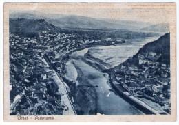 ALBANIE/ALBANIA - BERAT PANORAMA - 1939 - Albania