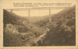 23 - Environs D'AUZANCES - Les Fades - Viaduc Des Fades - Auzances