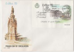 SPAGNA - ESPAÑA - Spain - Espagne - 1985 - EXFILNA 85 - FDC - FDC