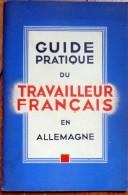 GUIDE PRATIQUE DU TRAVAILLEUR FRANCAIS EN ALLEMAGNE