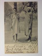 B3174 * Mulheres Conduzindo Cera. Benguela. Angola. / Women Carrying Wax. Ethnic. Africa. - Ethniques & Cultures