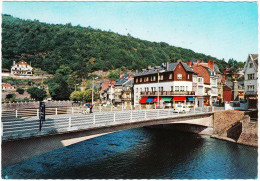 La Roche En Ardenne :  VW KÄFER/COX 1200  - Brug/Pont - Marcourt, Luxemburg -  (B) - Turismo