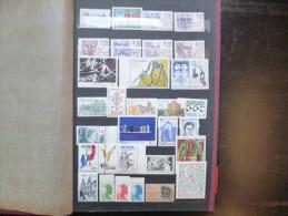France Belle collection Ann�es 70-2000 en neuf et en 2 Albums ! (voir description)