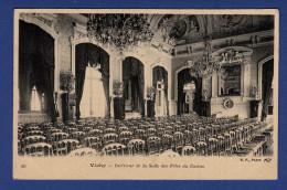 03 VICHY Intérieur De La Salle Des Fêtes Du Casino - Vichy