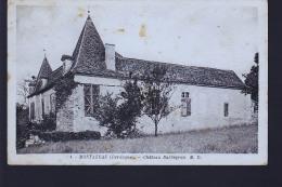 MONTAZEAU  BARBEYRON - France