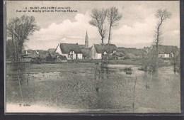 SAINT - JOACHIM .Vue Prise Du Pont De Fecam . - Saint-Joachim
