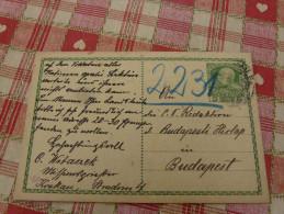 Krakau Krakow Poland Polska Budapest Hungary Magyarország ~1910 - ....-1919 Gouvernement Provisoire